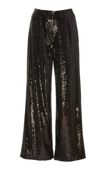 Markarian Sequin Cropped Pant