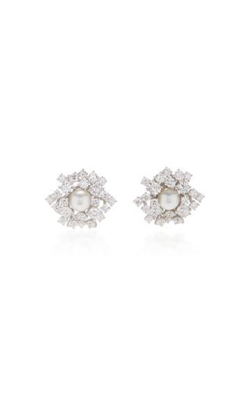 Tatiana Verstraeten Rain Pearl Earrings
