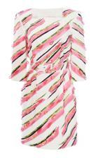 Moschino Embellished Satin Dress
