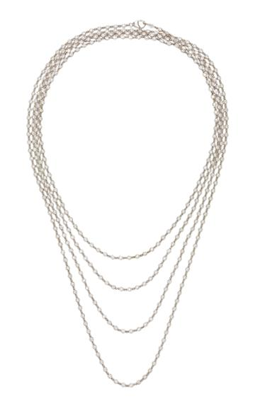 Martin Katz Diamond By The Yard Necklace