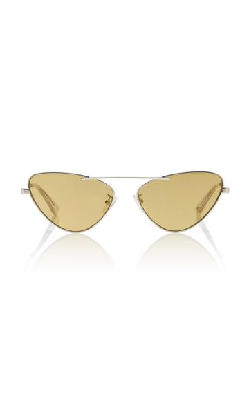 Mcq Sunglasses Cat-eye Metal Sunglasses