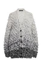 Moda Operandi Dolce & Gabbana Ombre Crochet-knit Cardigan