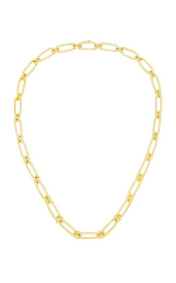 Brent Neale M'o Exclusive Brent Link Handmade Chain Necklace