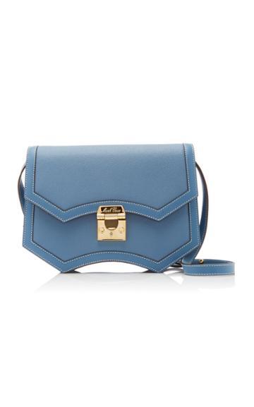 Mark Cross Madeline Leather Crossbody Bag