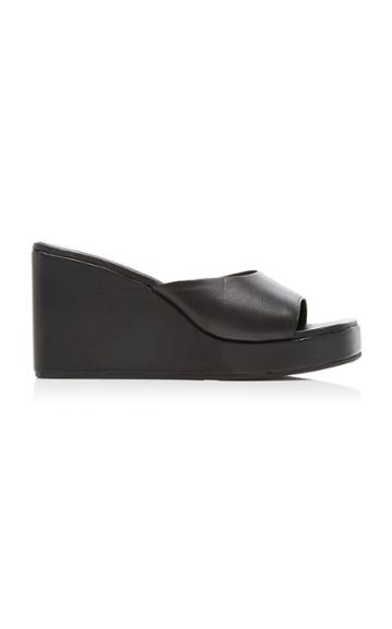 Moda Operandi Simon Miller Level Leather Wedges Size: 38