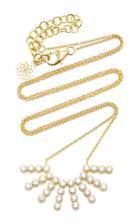 Amrapali Tarakini 18k Gold And Diamond Necklace