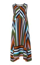 Smarteez Striped Maxi Dress