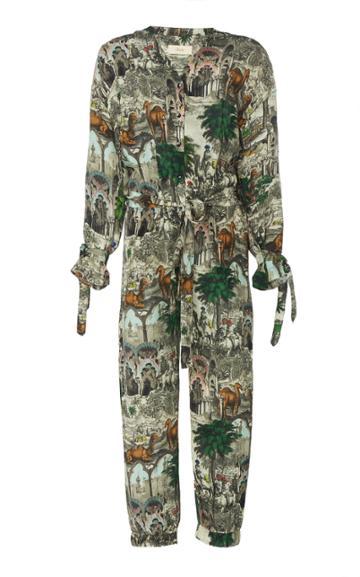 Chufy Jamal Printed Jumpsuit