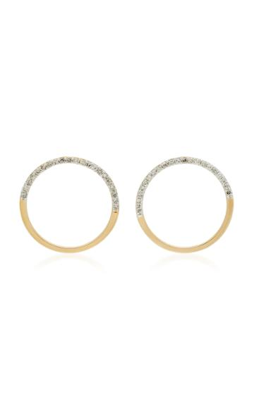 Mateo 14k Gold Hoop Earrings
