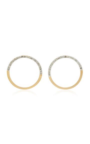 Mateo 14k Gold Hoop Earrings