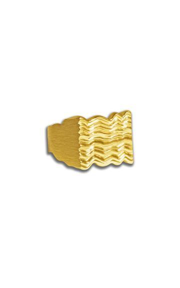 Moda Operandi Louis Abel Unda 18k Gold Vermeil Ring