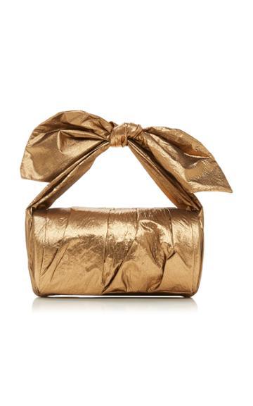 Moda Operandi Rejina Pyo Nane Metallic Top Handle Bag