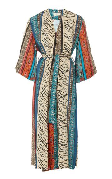 Chufy Alqamar Printed Dress