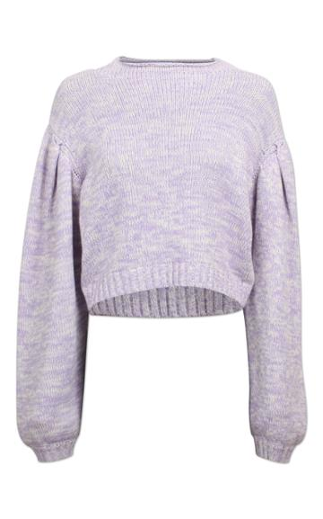 Baum Und Pferdgarten Christea Knitted Open Back Sweater