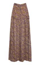 Alexis Makayla Floral Maxi Skirt