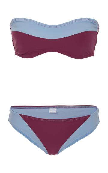 Flagpole Swim Lily Top With Celine Bottoms