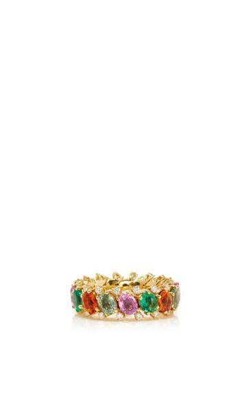 Qayten Ez Multicolored Ring