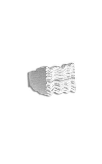 Moda Operandi Louis Abel Unda Sterling Silver Ring