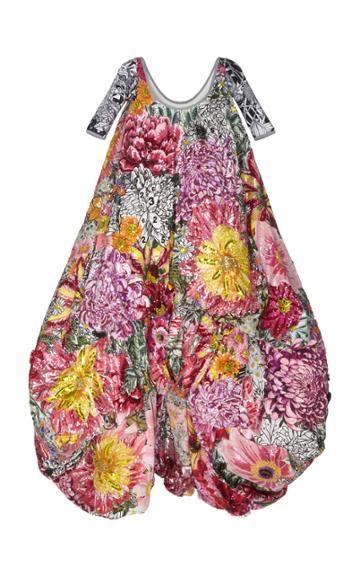 Mary Katrantzou Digitale Printed Dress