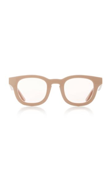 Thierry Lasry Monopoly Round-frame Acetate Sunglasses