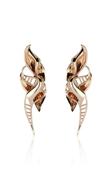 Kendra Pariseault Volume Earrings