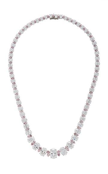 Kwiat Between Us Diamond Riviere Necklace