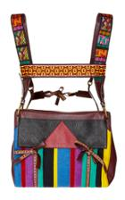 Etro Striped Backpack