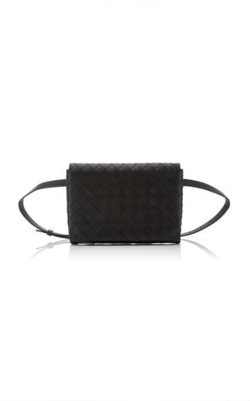 Bottega Veneta Braided Bi-fold Leather Wallet