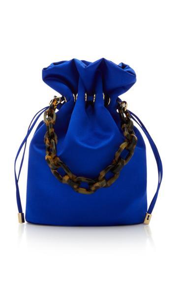 Edie Parker Shorty Satin Bag