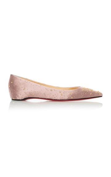 Christian Louboutin M'o Exclusive: Virgo Zodiac Flat