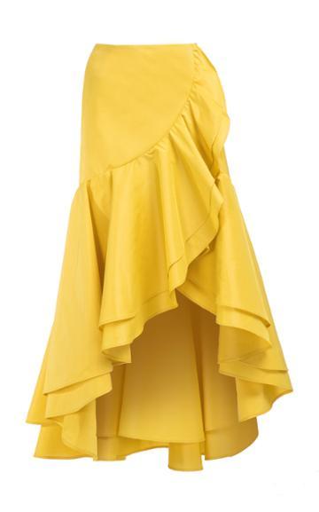 Vanina The Ruffles Skirt