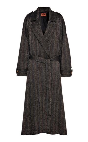 Moda Operandi Missoni Lurex Coat