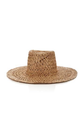 Reinhard Plank Nana Erba Straw Hat