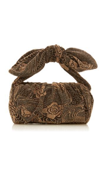 Moda Operandi Rejina Pyo Nane Floral Print Top Handle Bag