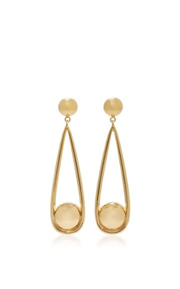 Agmes Claire Gold Vermeil Earrings