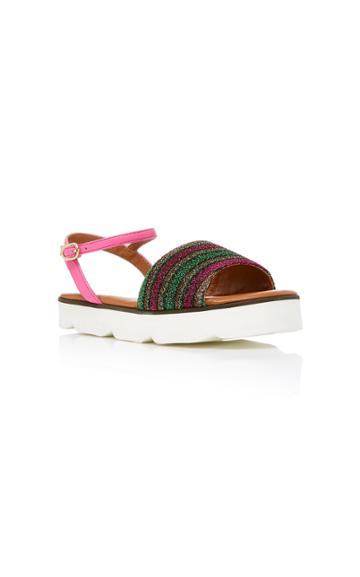 Malone Souliers Zoe Smalls Platform Sandal