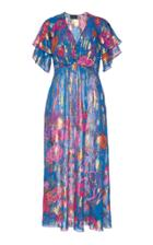 Dundas Ruffled Floral Dress
