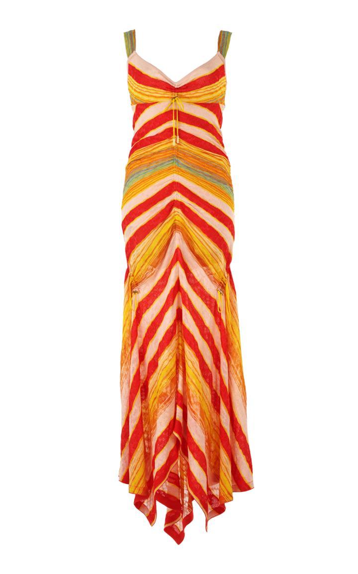 Peter Pilotto Stripe Knit Dress