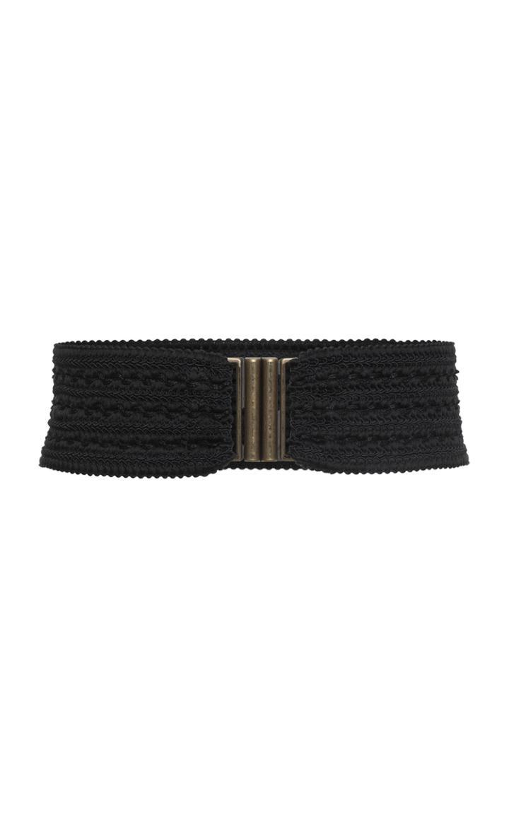 Moda Operandi Lena Hoschek The Silhouette Embroidered Belt