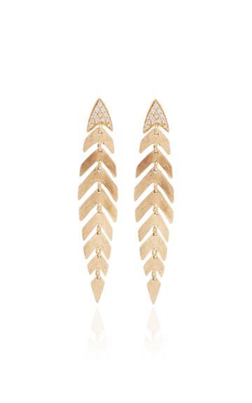 Hueb Bahia Gold Earrings