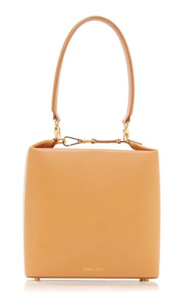 Moda Operandi Rejina Pyo Lucie Leather Top Handle Bag
