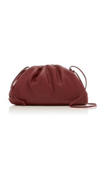Bottega Veneta Mini Leather Clutch