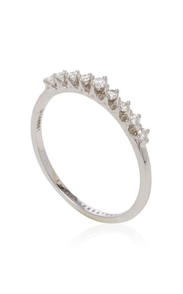 Tatiana Verstraeten Basic Frosted Single Ring