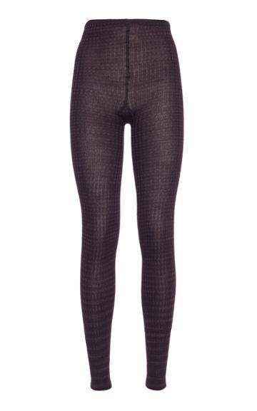Moda Operandi Missoni Printed Jersey Skinny Footless Tights