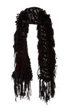 Rodarte Wide Knit Scarf