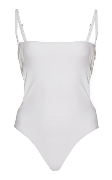 Anemone Cage One-piece Swimsuit