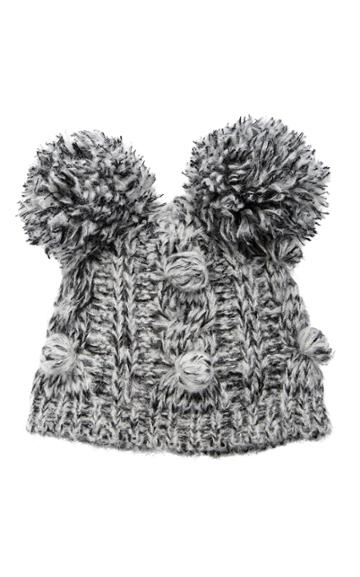 Anna Sui James Coviello For Anna Sui Pom Pom Hat