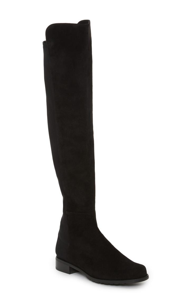 Stuart Weitzman 50/50 Knee High Boots