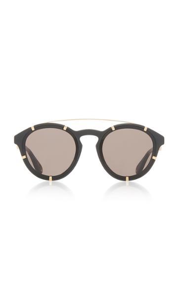 Givenchy Sunglasses Round Embellished Sunglasses