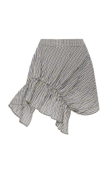 Brgger Dahne Gingham Skirt